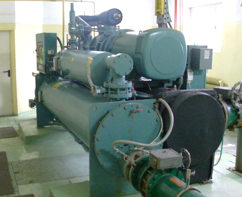 Chilled Water System