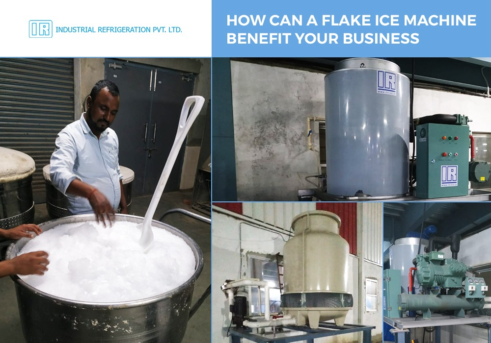 HOW CAN A FLAKE ICE MACHINE BENEFIT YOUR BUSINESS