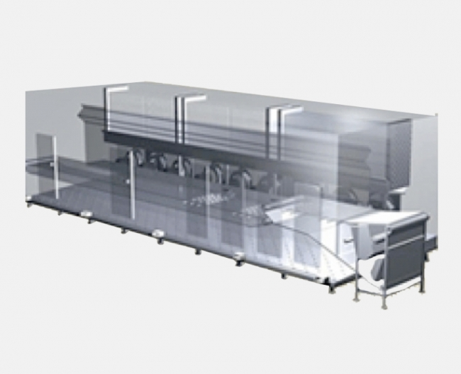 IQF-Tunnel Freezer