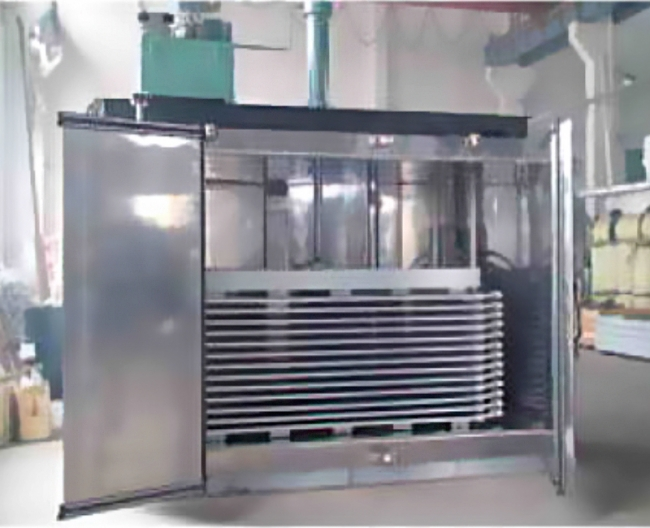 Horizontal Plate Freezer